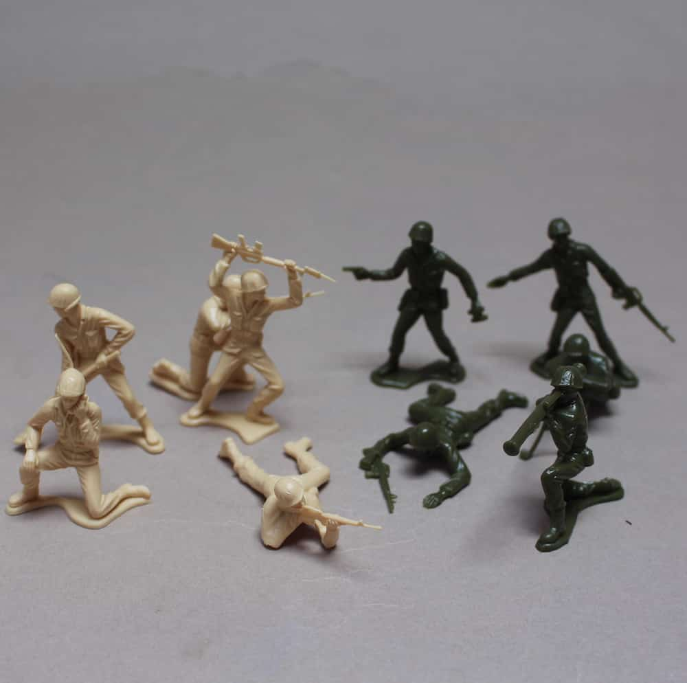 Toy Soliders – 10 Pack