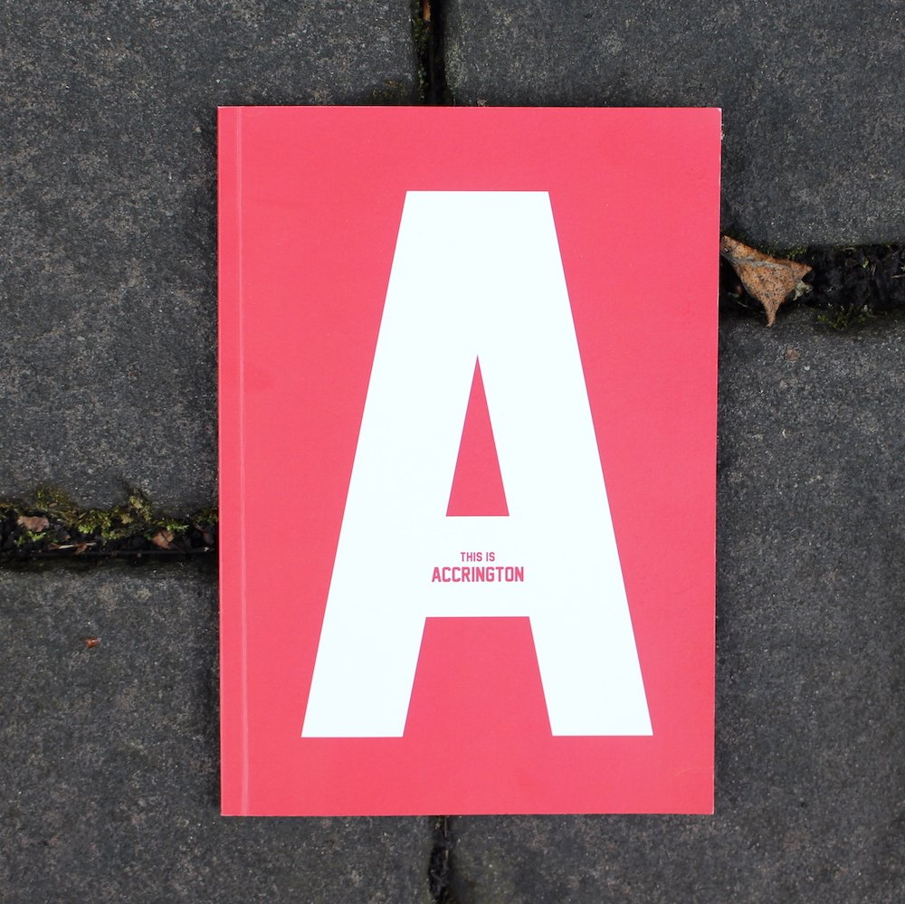 This is Accrington Book