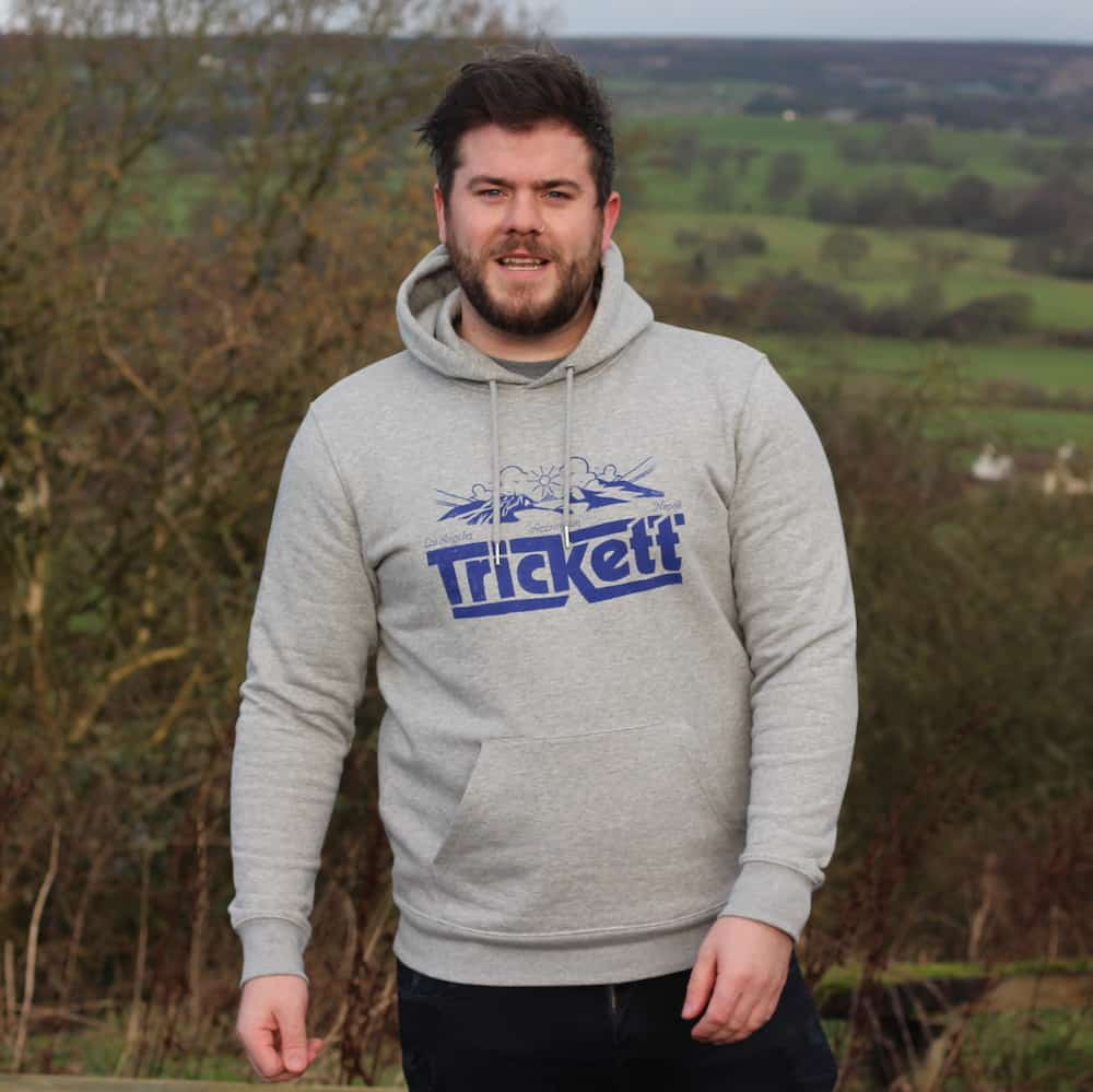 6646f2301 Favourite Places Hoodie | TRiCKETT England