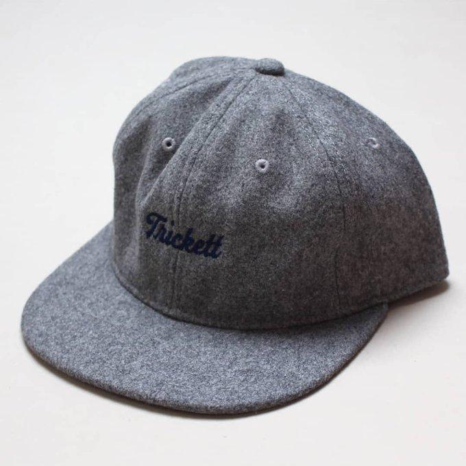 Clarke Hat – Away (Grey)