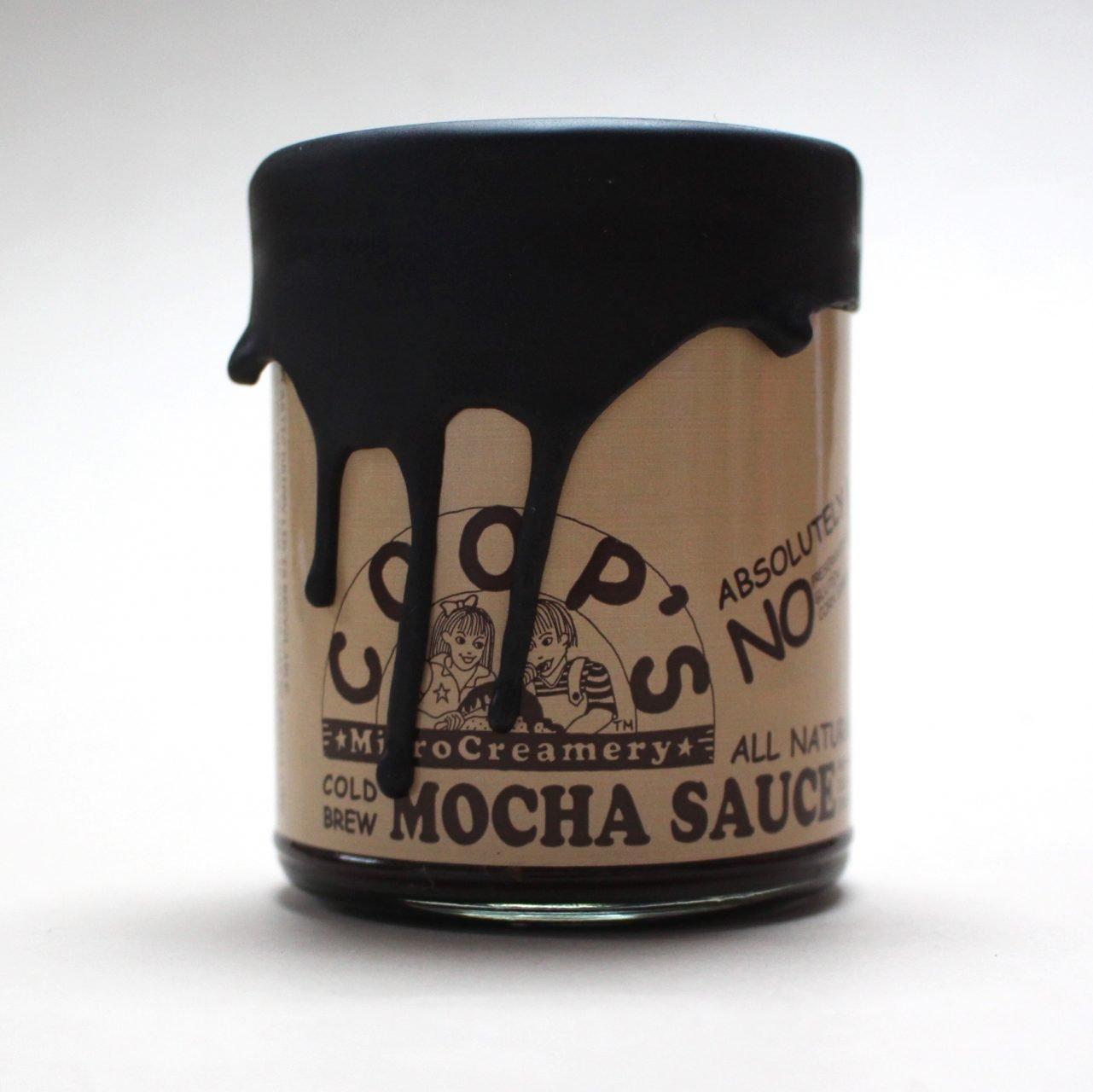 Coop's Mocha Sauce