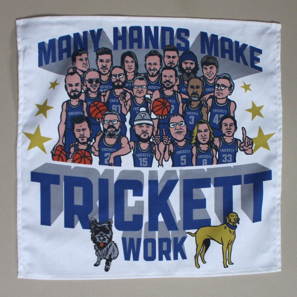 Many Hands – Hand Towel