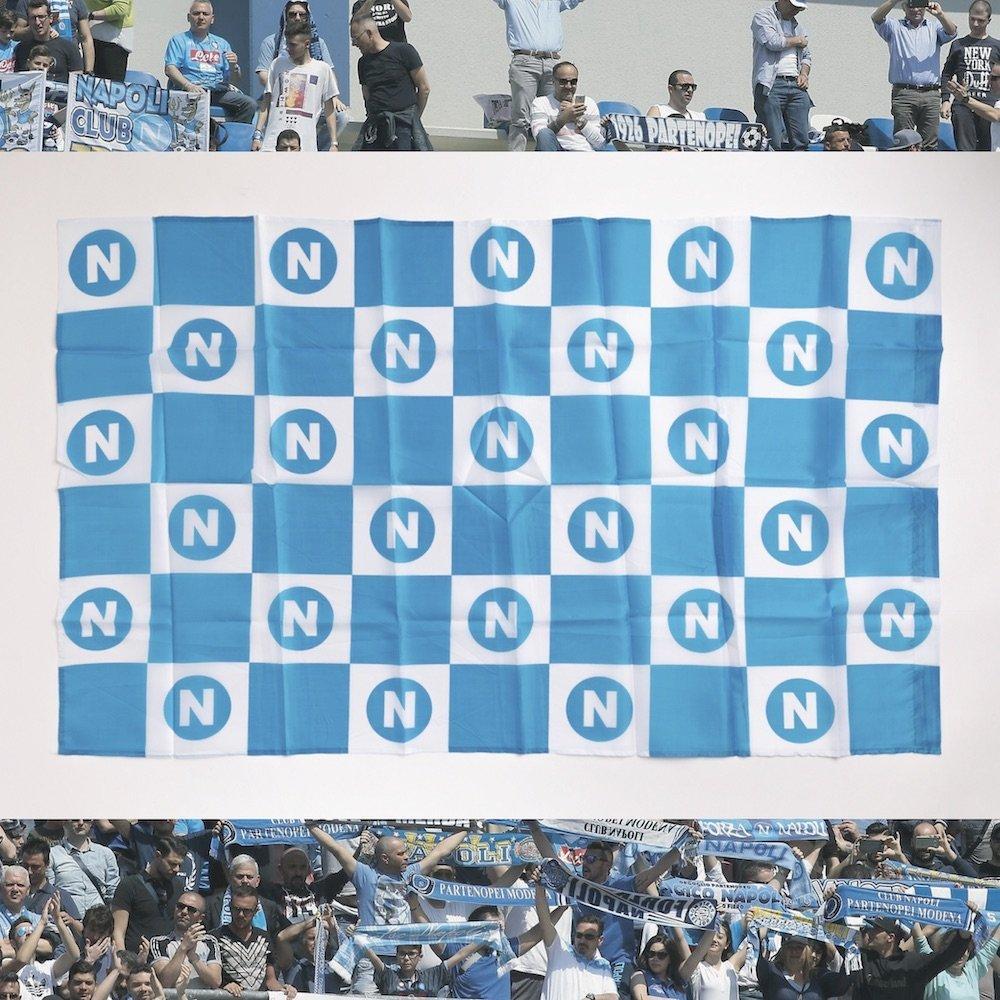 Napoli N Flag
