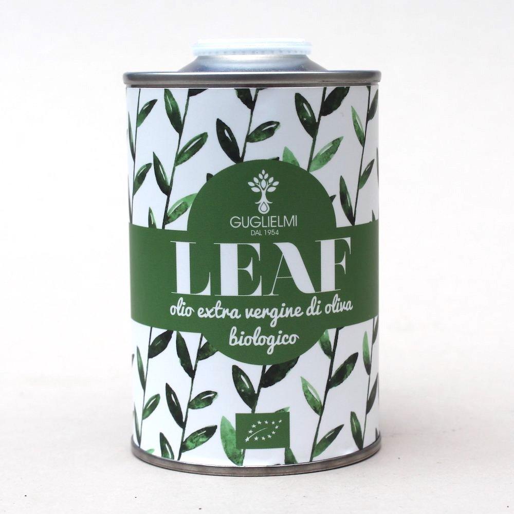 Guglielmi Leaf Extra Virgin Olive Oil