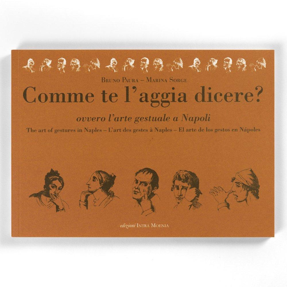 Neapolitan Hand Gestures Book