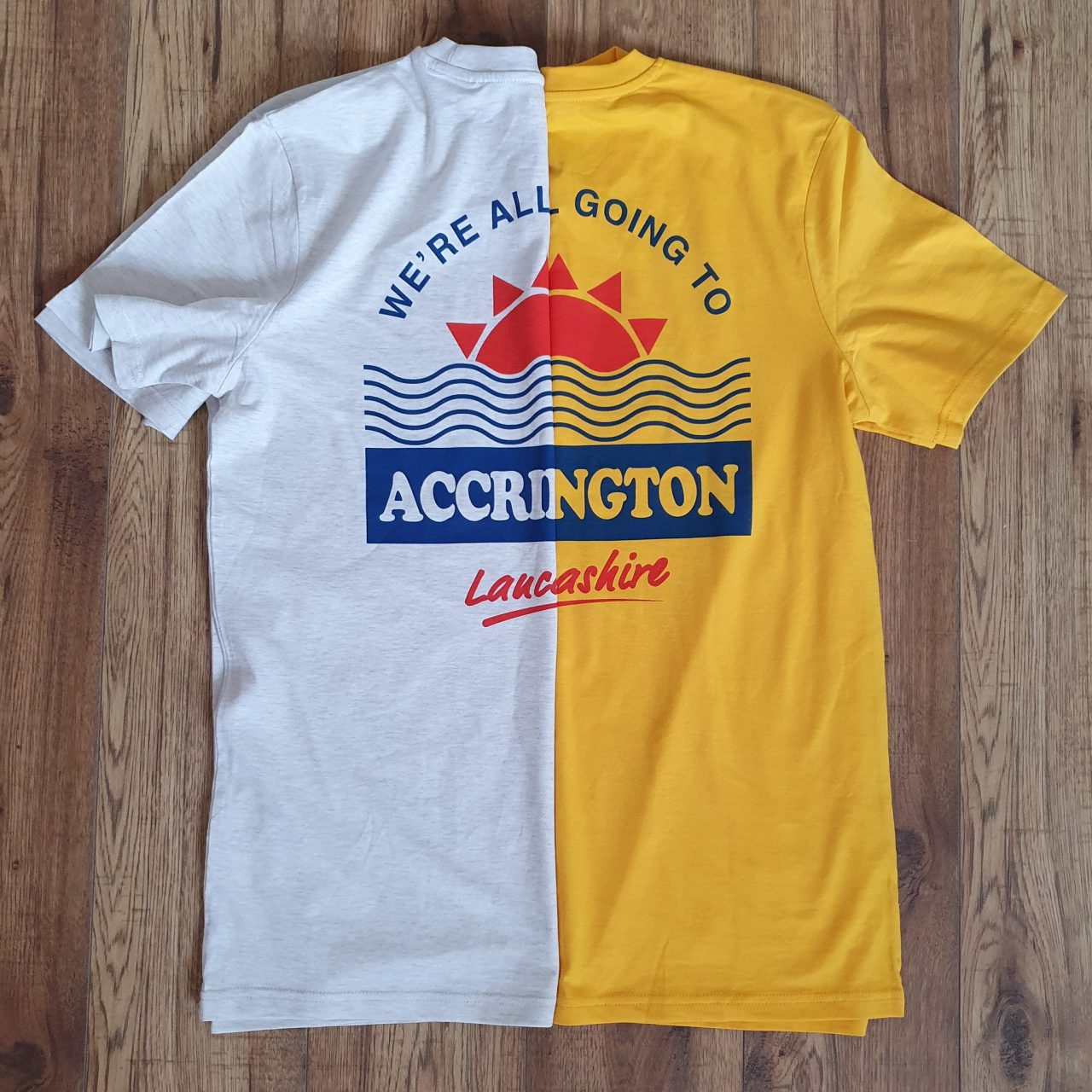 Visit Accrington T-Shirt (PRE-ORDER)