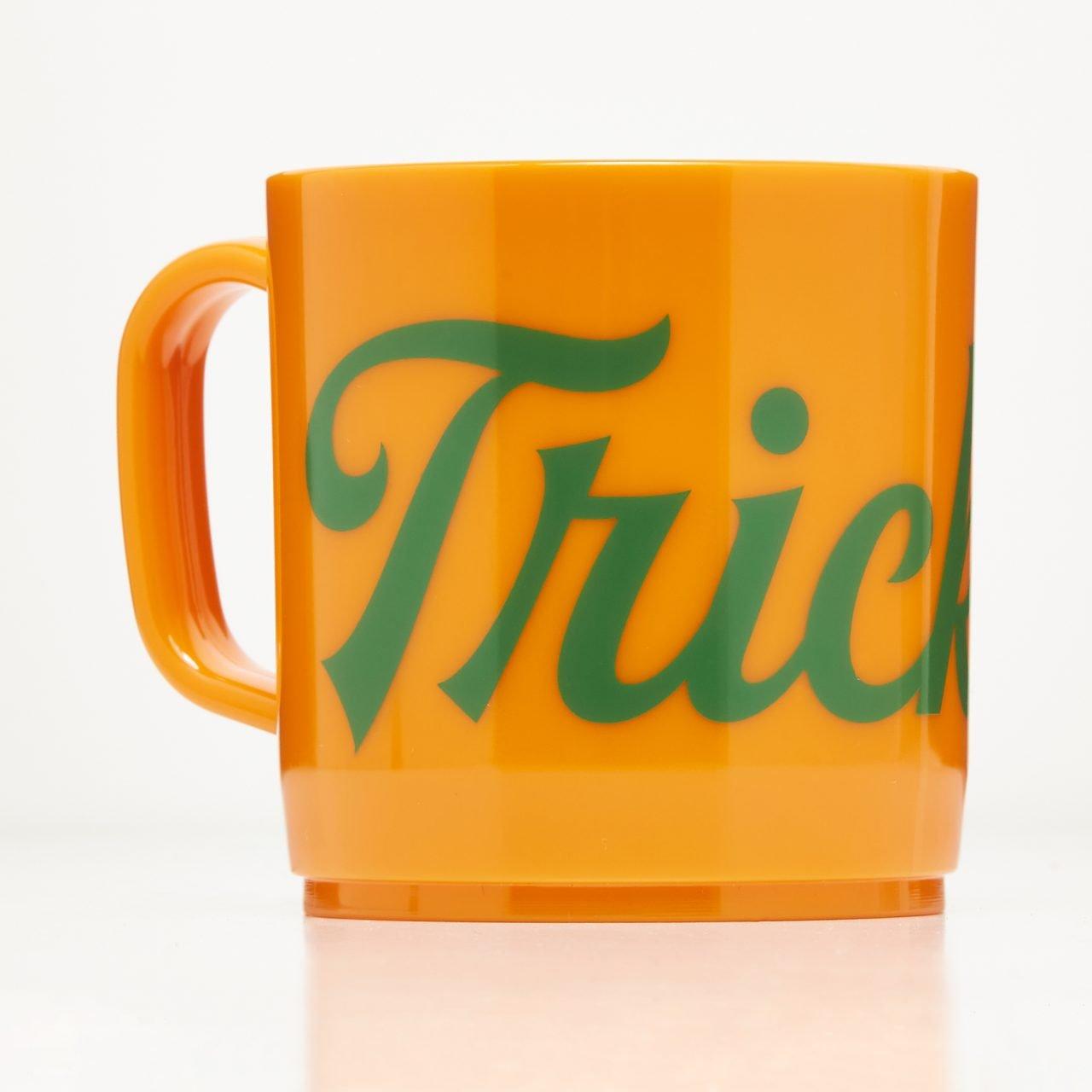 Camping Mug – Orange