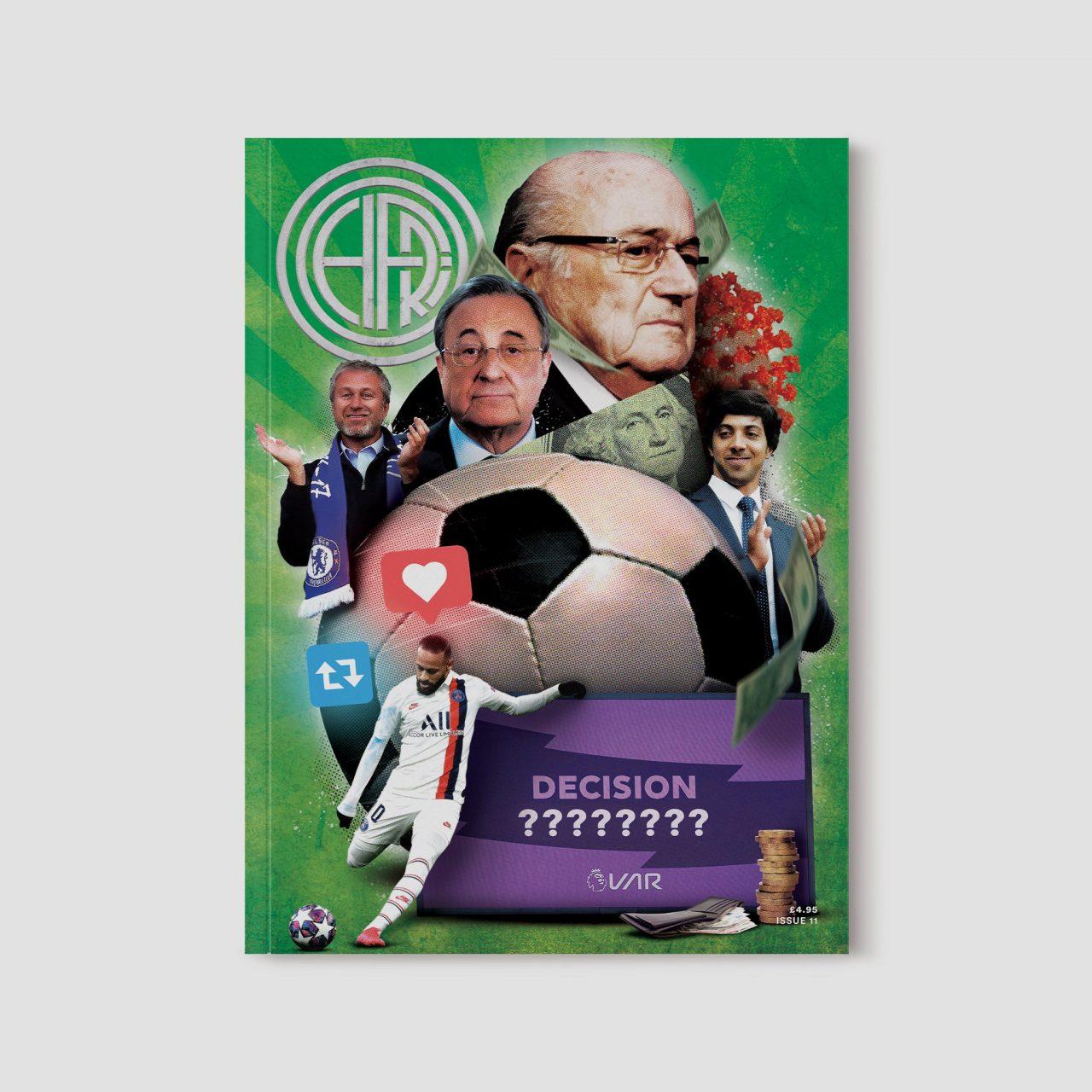 Hopeless Football Romantic – Issue 11