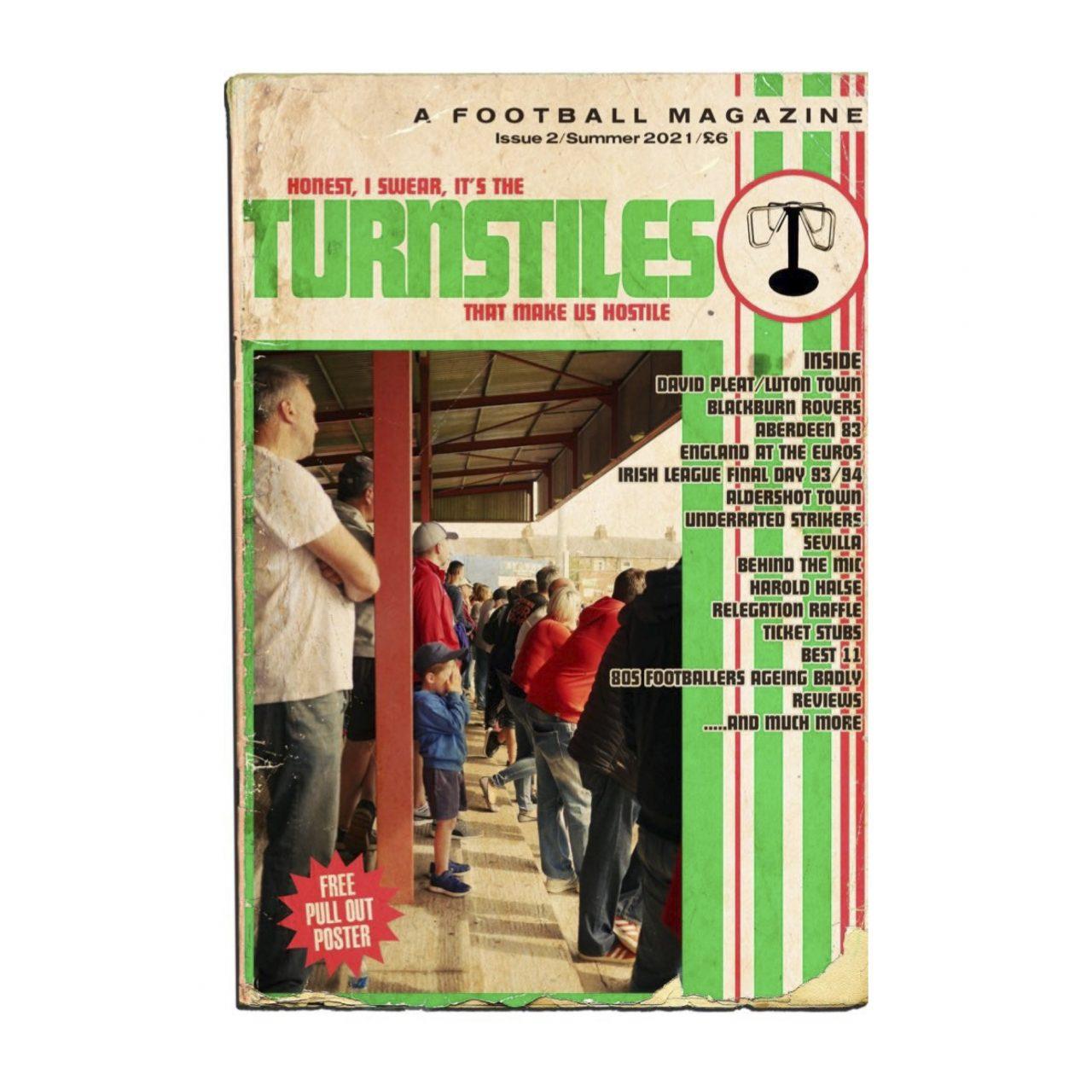 Turnstiles Magazine – Issue 2