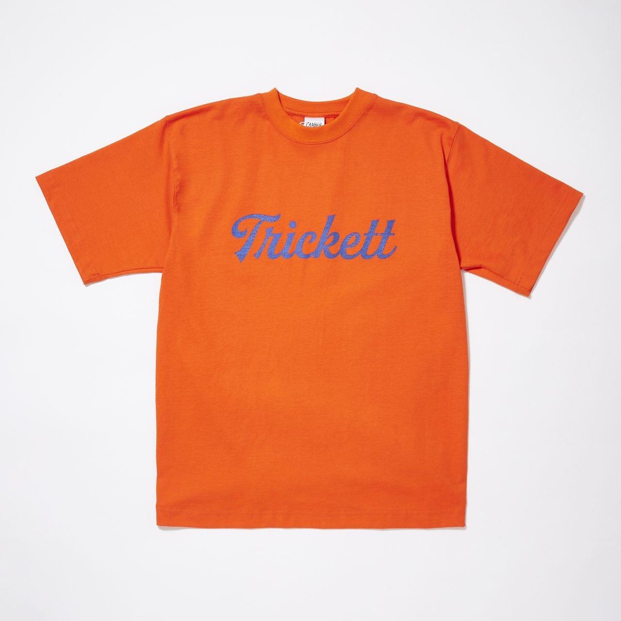 Camber x TRiCKETT Orange T-Shirt