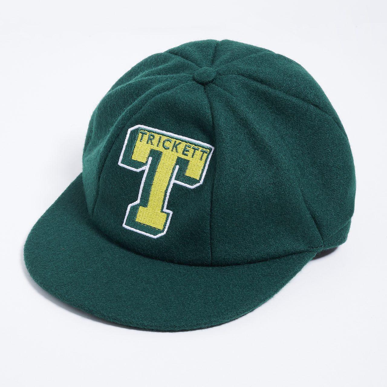 CRiCKETT Cap – Green