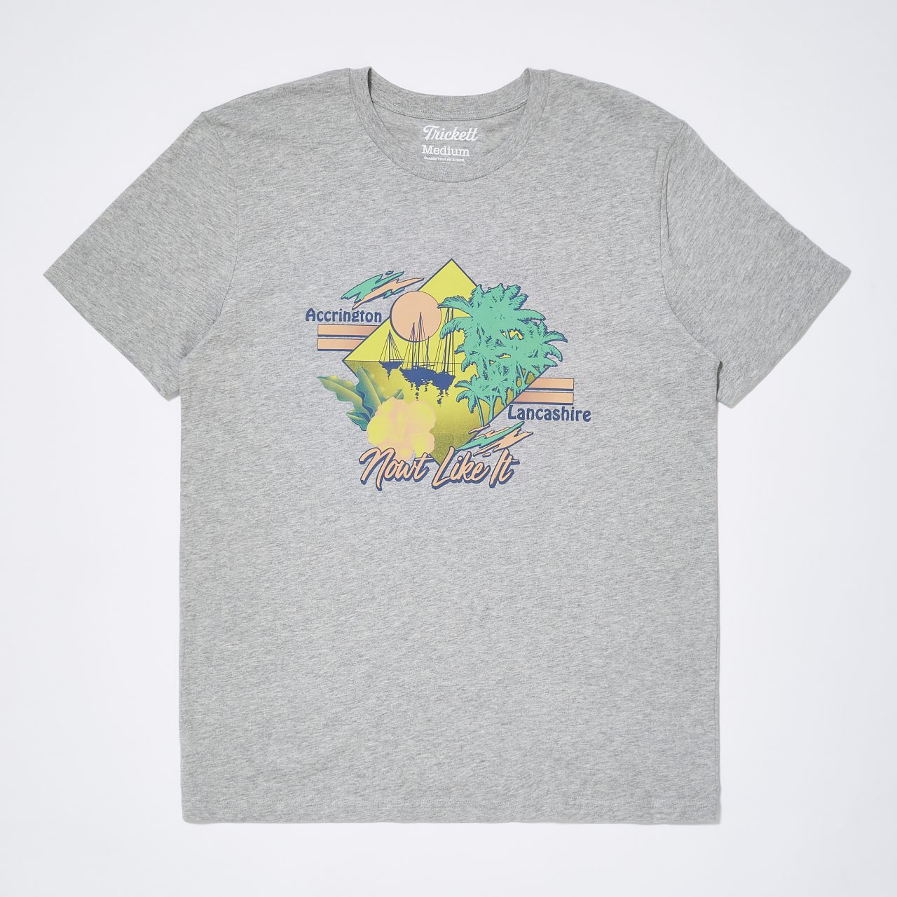 Accy Souvenir T-Shirt – Accy Sky