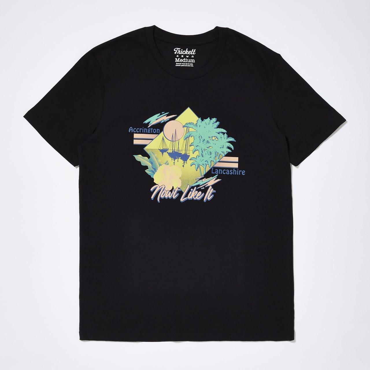 Accy Souvenir T-Shirt – Night Time
